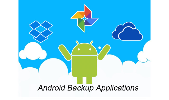 Sauvegarde des applications Android