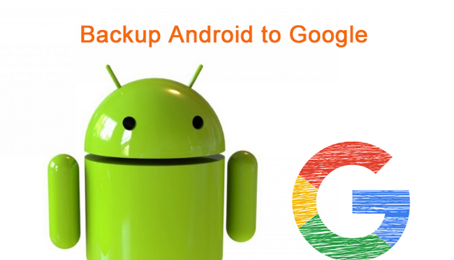 restore android with google