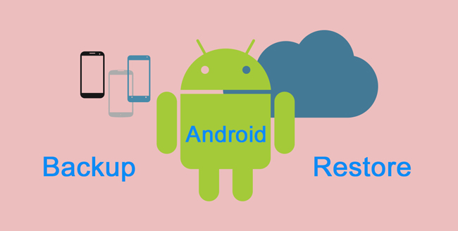 backup restore android