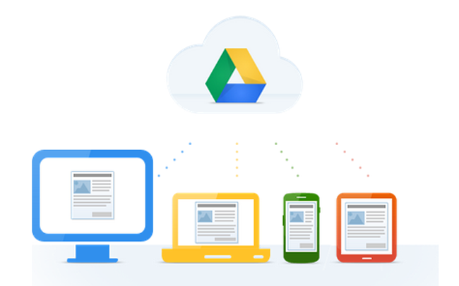 backup de fotos do android com o google drive