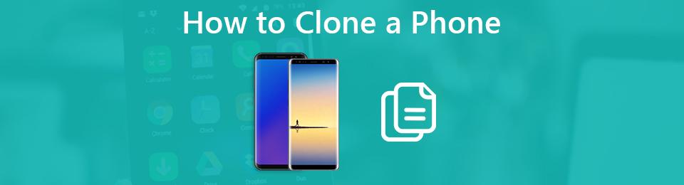 cloner un téléphone