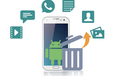 Logiciel Android Data Recovery