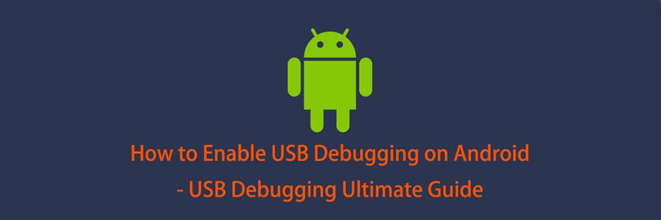 Jak povolit ladění USB