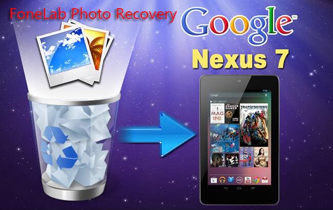 Google Nexus Photo Recovery App
