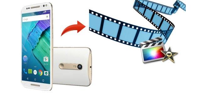 moto x videoåterställning