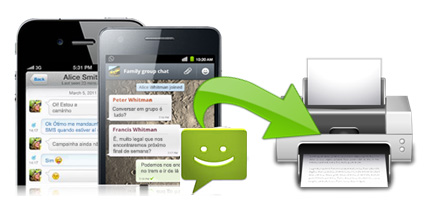 How to Print Text Messages from Samsung Smart Phones in 2