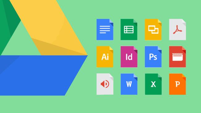 récupérer de la musique Android avec Google Drive