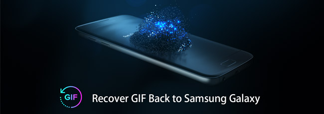 recover gif back to samsung