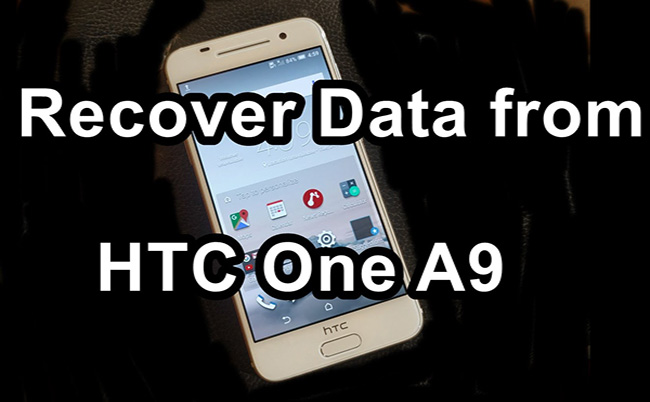 Recover Photos from HTC One A9