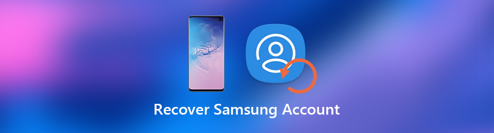 how to recover samsung account