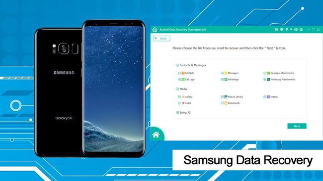Samsung Data Recovery – Recover Data from Samsung Galaxy