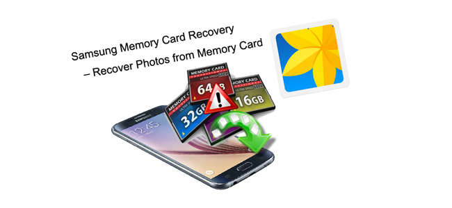 Samsung Memory Card Recovery