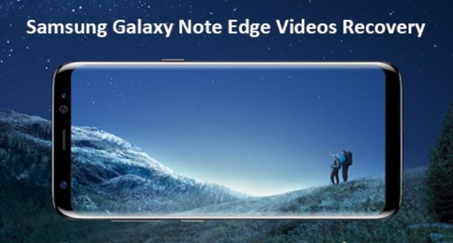 récupération de note Samsung note