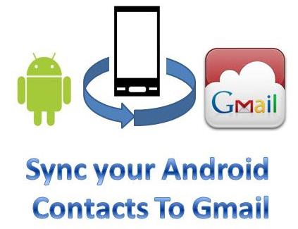 Sincronizar contactos con Gmail