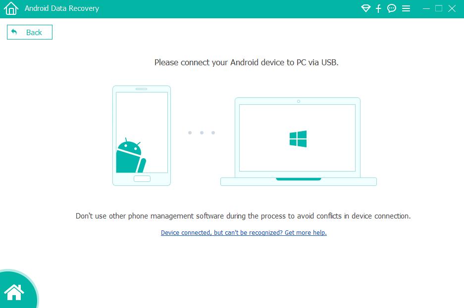 Συνδέστε το Android με τον υπολογιστή