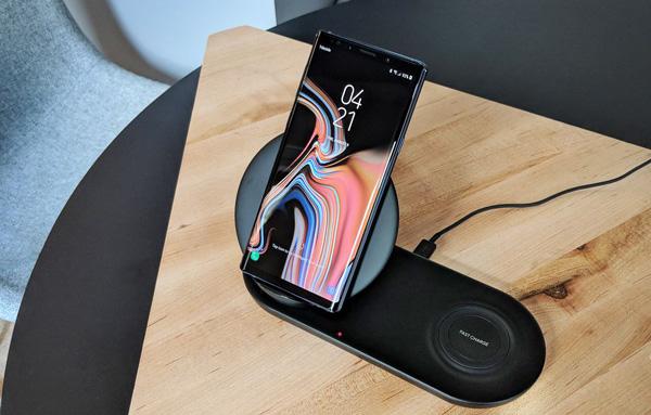 Oplad Samsung Galaxy S10 / 9 / 8