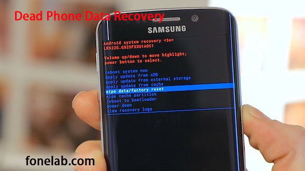 Dead Phone Data Recovery