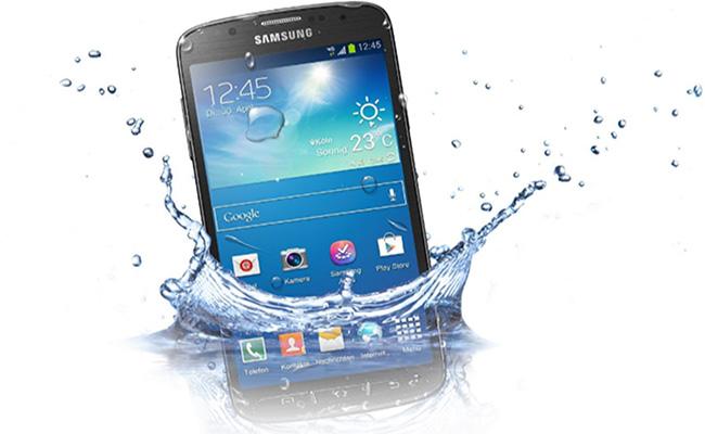 Fix vatten skadad telefon