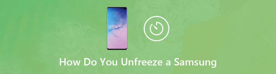 What You Can Do When Samsung Phone Is Frozen and Won't Do Anything
