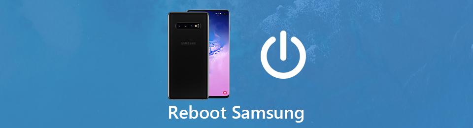En komplett guide för att starta om Samsung-telefonen i olika situationer
