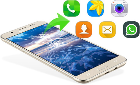 BEST BROKEN PHONE DATA RECOVERY: Full Guide on Android
