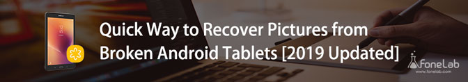 Recover from Android with Broken Screen