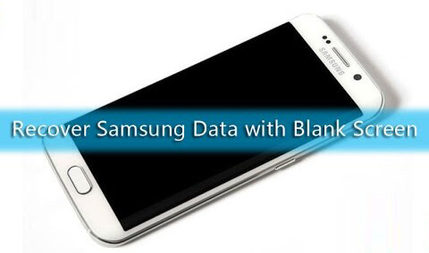How to Recover Text Messages from Black Screen Samsung Phone