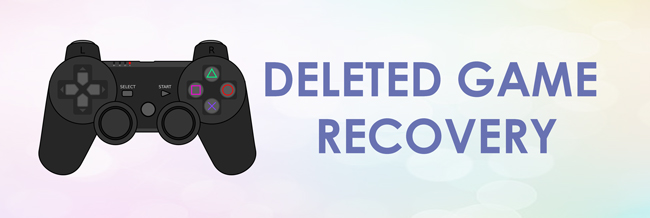 How to Recover Permanently Deleted Games on PC without Backup