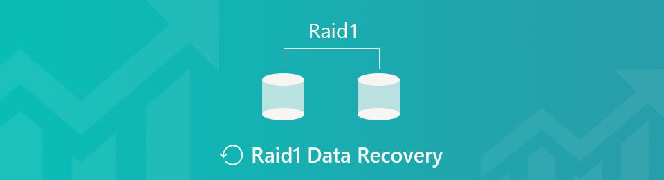 Récupération de données RAID 1