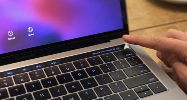 reboot macbook pro