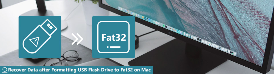 Recover Data after Formatting USB Flash Drive to FAT32