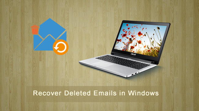 recover emails in windows