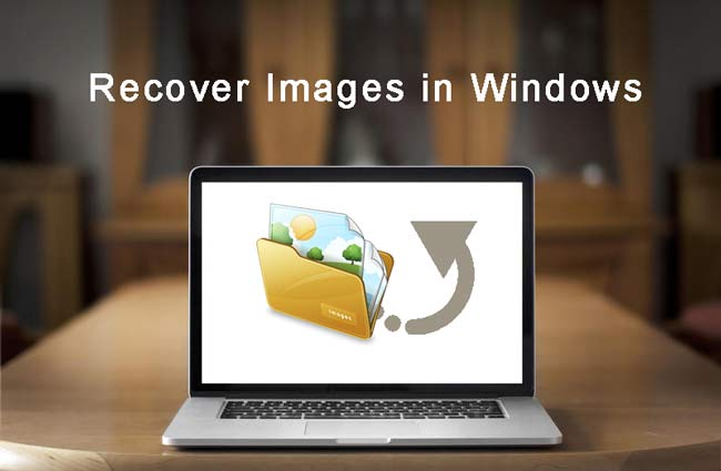 recuperar imagenes en windows