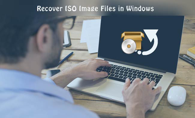 recover iso files in windows