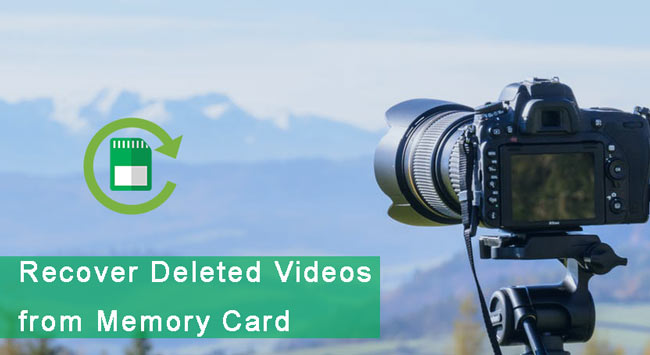 recover videos from sd card