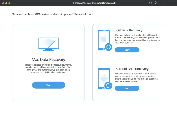 launch mac file recovery