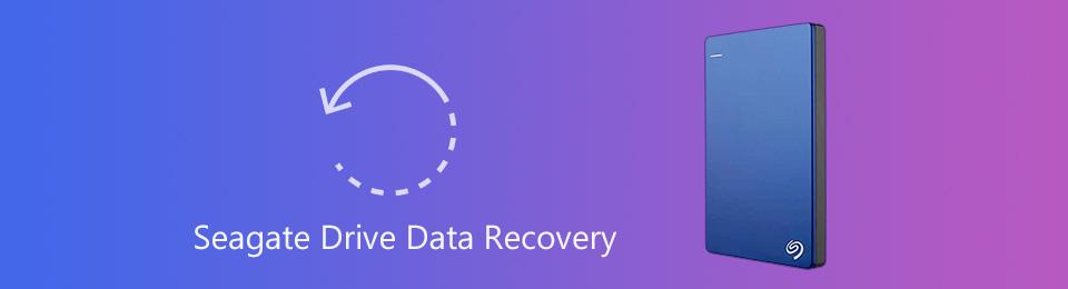 seagate drive récupération de données