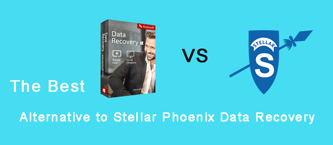 stellar phoenix data recovery alternative