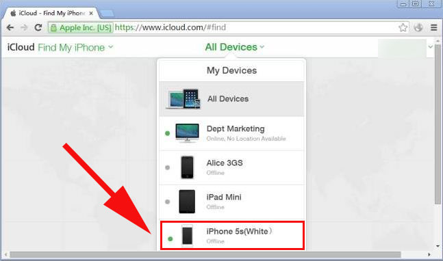 icloud com find my iphone how to factory reset iphone 4075