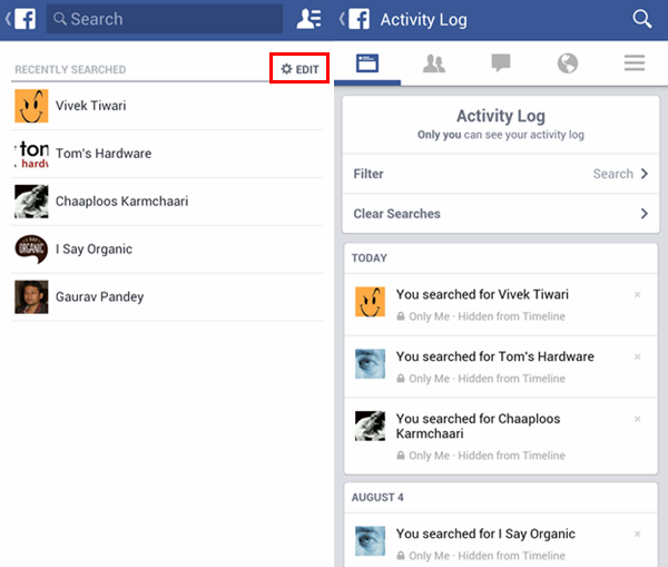 How to Delete Facebook Search History Completely and Quickly