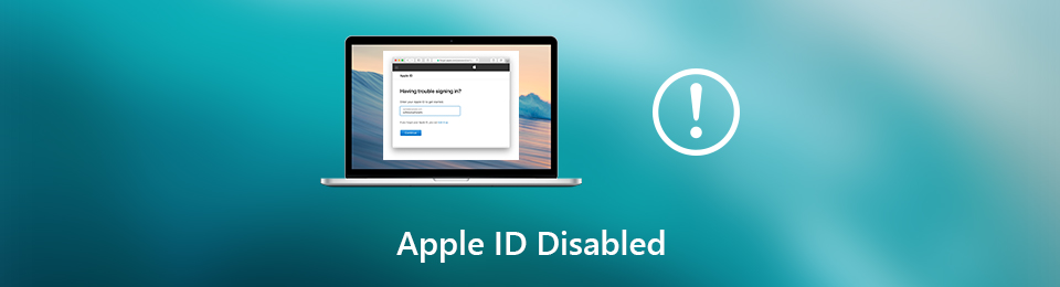 Fix Apple ID Disabled and Unlock Apple ID