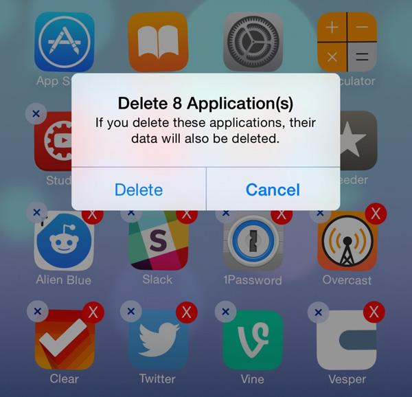 清潔iPhone存儲