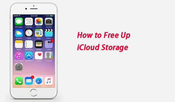 Nettoyer le stockage iCloud