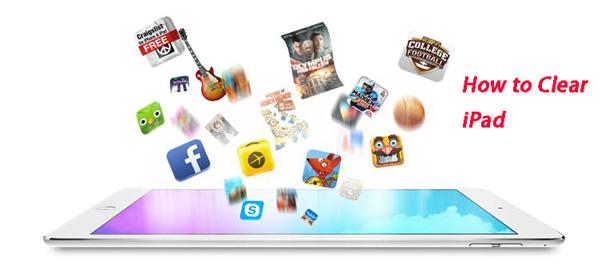 Διαγραφή iPad