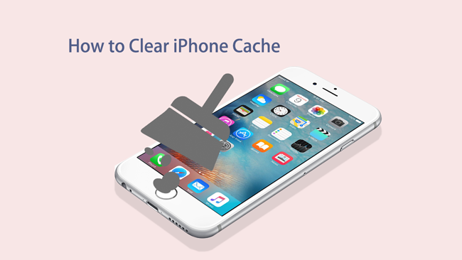 clear app cache iphone how to clear iphone cache 7852