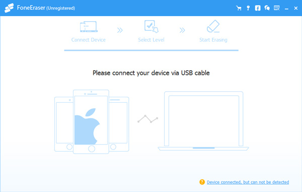 Connect iOS Device