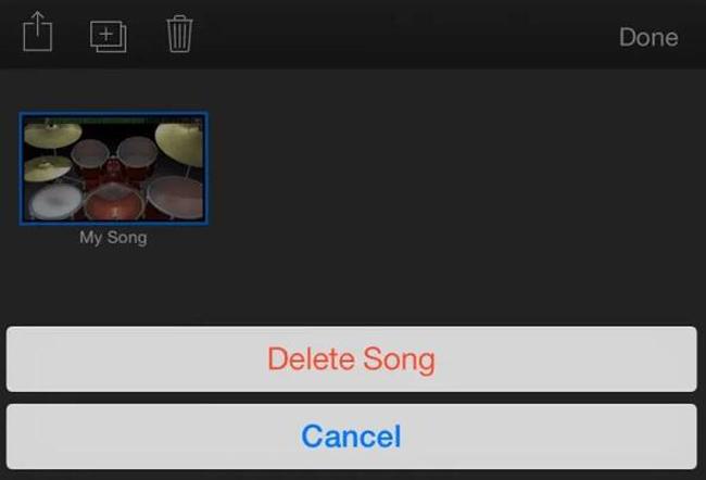在iPhone上刪除應用內內容