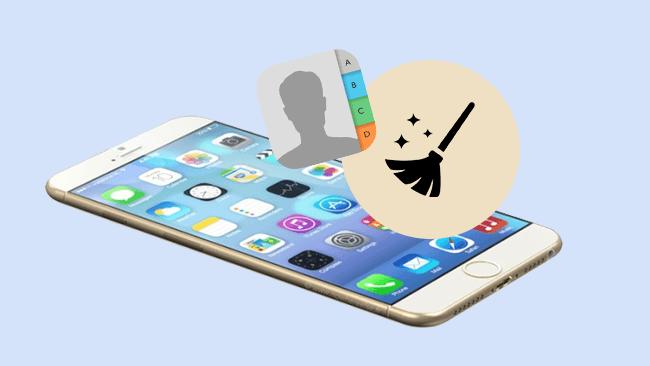 Ta bort kontakt från favoriter på iPhone Phone App