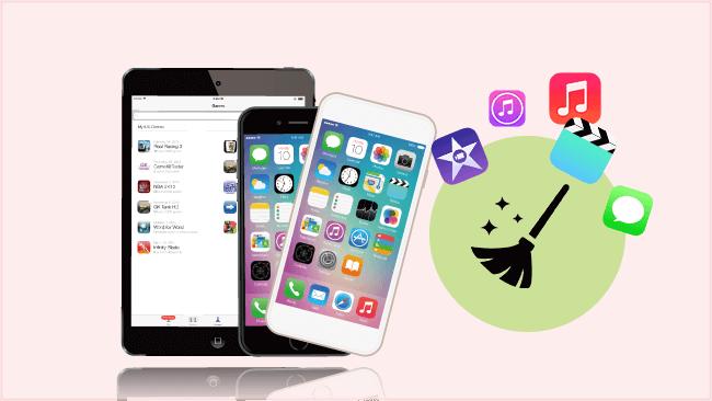 İPhone veya iPad'deki Uygulamaları Sil