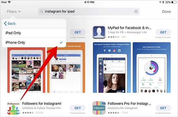 download instagram app store